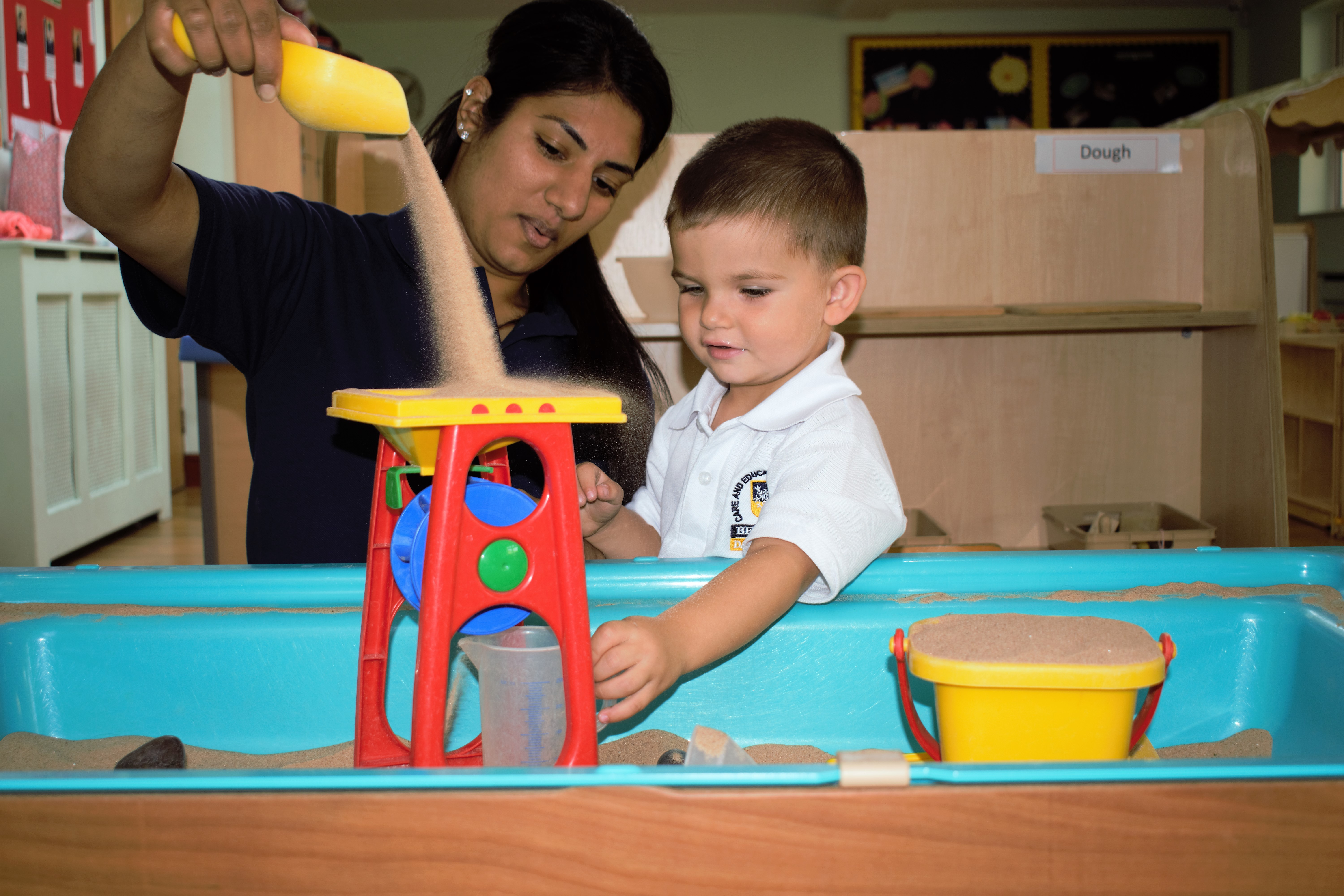 A Select Number Of Childcare And Training Organisation Offer Supervised Placements For Students Who Are Working Towards The Nvq Level 2 Or